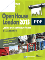 Open House Guide 2013