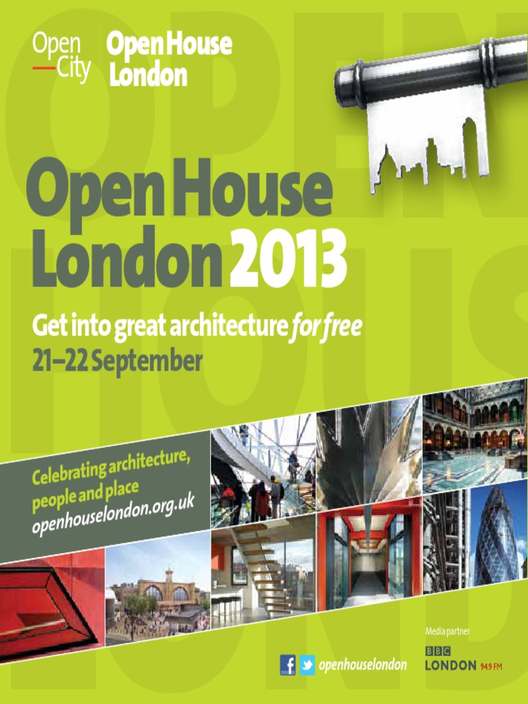 Open House Guide 2013 | Business