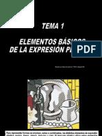 ELEMENTOS DE EXPRESION