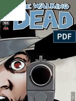 The Walking Dead - Revista 105