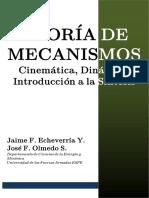 Teoría de Mecanismos - Cap 1