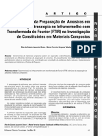 Importância Da Preparação de Amostras Paper