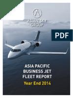 Asg Asia Pacific Business Jet Fleet Report Ye2014 En
