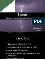 Storm Berkeley