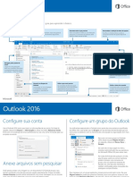 Outlook 2016 Quick Start Guide