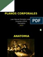 PLANOS CORPORALES