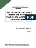 32393238 Medicina Alternativa y Complementaria Protocolo de Atencion