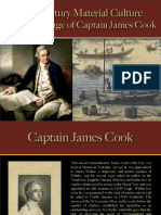 Naval - British Navy - Captain James Cook 3rd Voyage