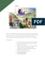 Guía Final Fantasy IV