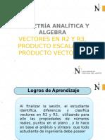 s4-Vectores, Producto Escalar y Producto Vectorial-2015ii