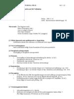 Styrelseprotokoll nr. 13