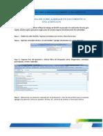 Guia Rapida - RCE - Agregar Documento a Una Atención