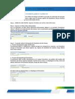 Guia Rapida - RCEO - Formularios Clinicos (Historia Formulario, Tabla, Grafico)