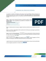 Guia Rapida - RCEO - Ordenes de Atencion Interna