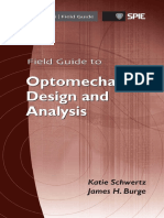 [Katie Schwertz, James Burge] Field Guide to Optomechanical Design and Analysis