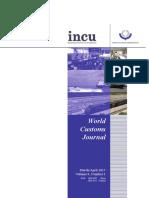 World Custom Journal Volume 9 Number 1