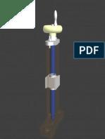 1b. Prensa Manual en 3D