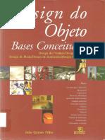 Design Do Objeto - JoaÌfo Gomes Filho - Compartilhandodesign.wordpress.com