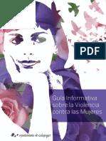 Guía Informativa sobre la Violencia contra las Mujeres