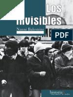 Balestrini Nanni - Los Invisibles