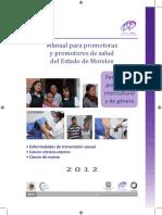 Manual Promotoras de Salud