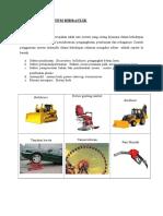 2.0 Fungsi Sistem Hidraulik