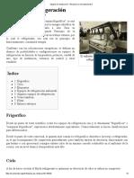Equipos de Refrigeración - Wikipedia, La Enciclopedia Libre