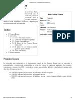 Fundación Konex - Wikipedia, La Enciclopedia Libre