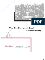 The City Statute of Brazil - A Commentary