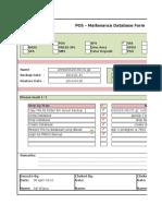 Form Database SSS - 31.01.2014