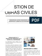 Gestion de Obras Civiles