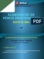 ELABORAÇÃO DE PERFIS PROFISSIONAIS - CTS - Mestre de Obra.pptx