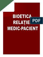 Curs Bioetica 6. Relatia_medic_pacient