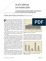 Refinery - Petrochemicals Master Plan Article - KBR