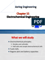 Chapter 15 Electrochemical Engineering