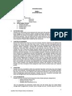Spesifikasi Teknis Pekerjaan Drainase Ko