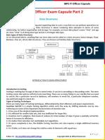 IBPS IT Officer Exam Capsule Part 2