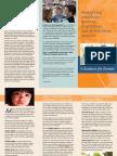 prevention parent brochure
