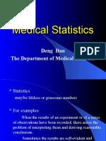 1.Medical Statistics