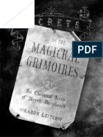 Secrets of the Magickal Grimoires by Aaron Leitch