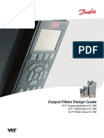 Output Filters Design Guide