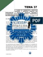 TEMA 37 Policia Local