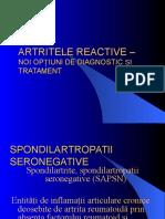 Artrite Reactive