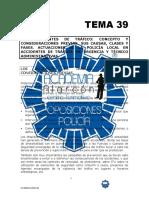 TEMA 39 Policia Local