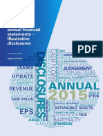 Guide to Annual Financial Statements Illustrative Disclosures O 201509