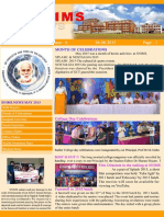 Snims News Vol 3 Issue 6 2015