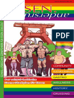 Schwul-Lesbischer Stadtplan Essen 2016