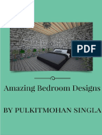 Amazing Bedrooms by Pulkit Mohan Singla