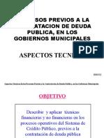Credito Publico-proceso Ocp