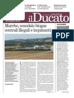 Lo scandalo biogas nelle Marche